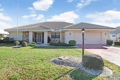 1938 New Bedford Drive, Sun City Center, FL 33573 - MLS#: T3201046