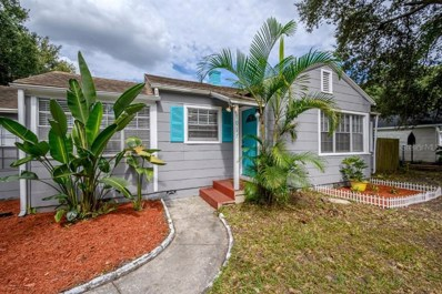 1017 W Banister Avenue, Tampa, FL 33603 - MLS#: T3205516