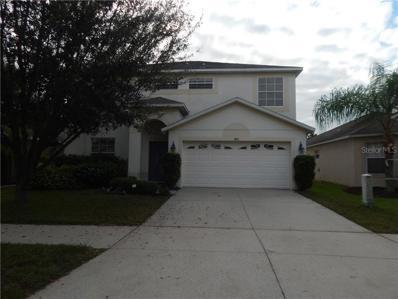 13810 Chalk Hill Place, Riverview, FL 33579 - #: T3206970