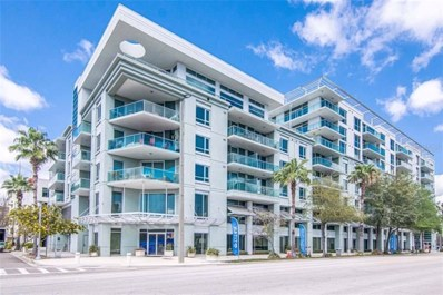 912 Channelside Drive UNIT 2805, Tampa, FL 33602 - MLS#: T3207775