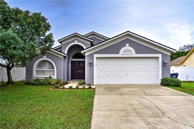10445 NE Crestfield Drive, Riverview, FL 33569 - MLS#: T3210449