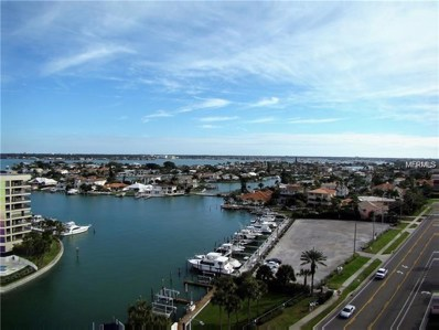 1660 Gulf Boulevard UNIT PH7, Clearwater Beach, FL 33767 - MLS#: U7775431