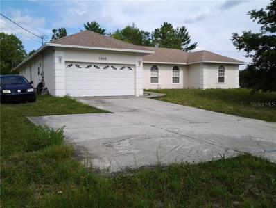 7406 Nightwalker Road, Weeki Wachee, FL 34613 - MLS#: U7780545