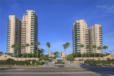 1520 Gulf Boulevard UNIT 406, Clearwater Beach, FL 33767 - #: U7801043