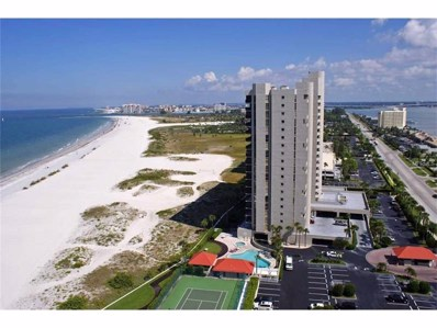 1290 Gulf Boulevard UNIT 506, Clearwater Beach, FL 33767 - MLS#: U7805112