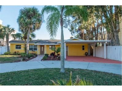 1643 Seabreeze Drive, Tarpon Springs, FL 34689 - MLS#: U7806536
