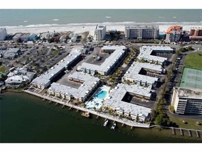 19417 Gulf Boulevard W UNIT D-202, Indian Shores, FL 33785 - MLS#: U7807862
