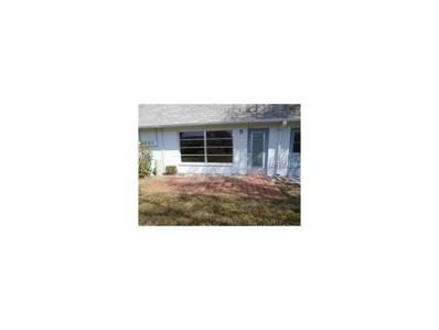 4443 Rustic Drive UNIT 3, New Port Richey, FL 34652 - MLS#: U7809389