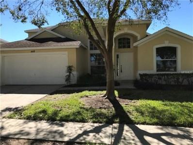449 McFee Drive, Davenport, FL 33897 - MLS#: U7811158