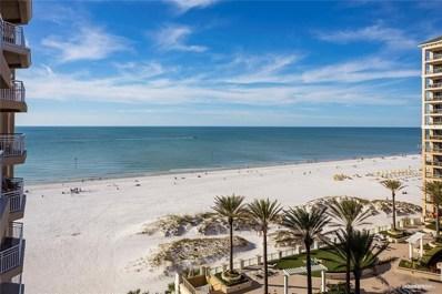 11 San Marco Street UNIT 1008, Clearwater Beach, FL 33767 - MLS#: U7811455