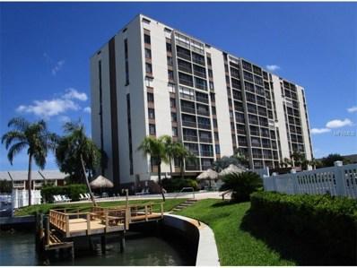 255 Dolphin Point UNIT 408, Clearwater Beach, FL 33767 - MLS#: U7811477