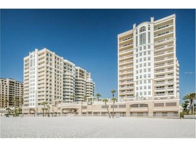 11 San Marco Street UNIT 401, Clearwater Beach, FL 33767 - MLS#: U7814220