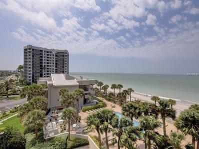 1600 Gulf Boulevard UNIT 518, Clearwater, FL 33767 - MLS#: U7814361