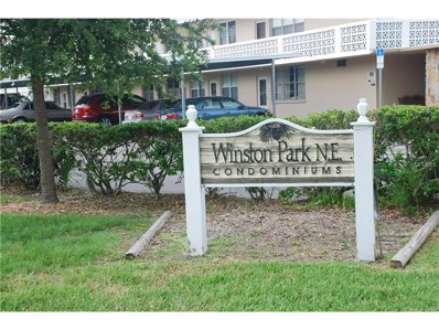 4915 Bay Street NE UNIT 320, St Petersburg, FL 33703 - MLS#: U7816178