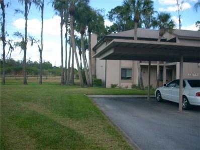 112 Woodlands Court UNIT 92, Oldsmar, FL 34677 - MLS#: U7816415
