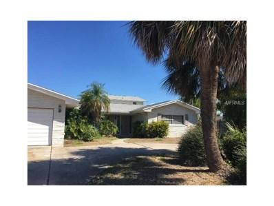 660 Capri Boulevard, Treasure Island, FL 33706 - MLS#: U7817542