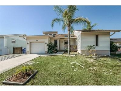 423 Manor Boulevard, Palm Harbor, FL 34683 - MLS#: U7818213