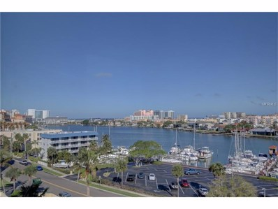 800 S Gulfview Boulevard UNIT 804, Clearwater Beach, FL 33767 - MLS#: U7818340