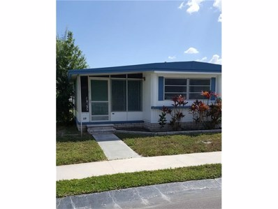 6100 62ND Avenue N UNIT 59, Pinellas Park, FL 33781 - MLS#: U7818406