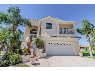 6180 Seaside Drive, New Port Richey, FL 34652 - MLS#: U7821394