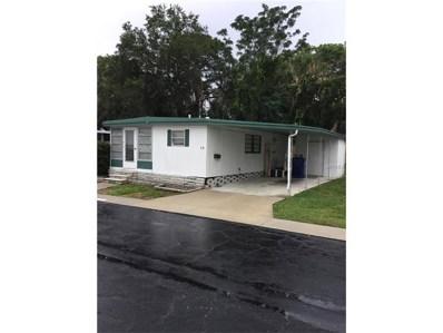 10399 67TH Avenue UNIT 18, Seminole, FL 33772 - MLS#: U7821539