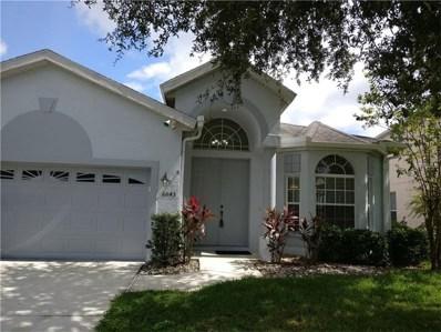 6043 Laurel Creek Trail, Ellenton, FL 34222 - MLS#: U7822070