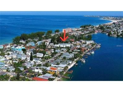 8200 Bayshore Drive UNIT 10, Treasure Island, FL 33706 - MLS#: U7822844