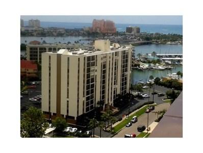 255 Dolphin Point UNIT 509, Clearwater Beach, FL 33767 - MLS#: U7822977