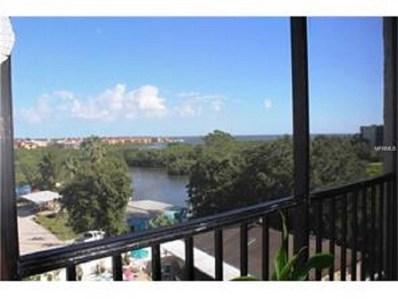1000 Cove Cay Drive UNIT 5D, Clearwater, FL 33760 - MLS#: U7823525