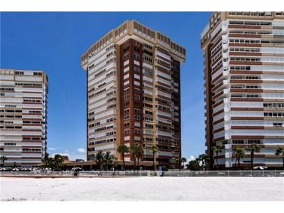 17920 Gulf Boulevard UNIT 1803, Redington Shores, FL 33708 - MLS#: U7824460
