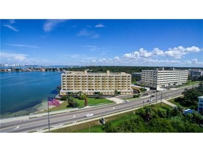 100 Bluff View Drive UNIT 605A, Belleair Bluffs, FL 33770 - MLS#: U7824530