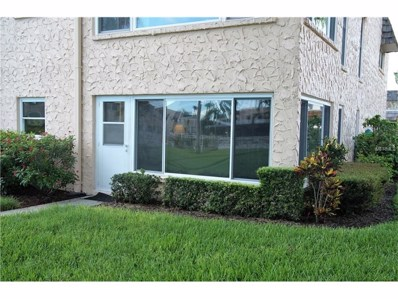 105 Elmwood Circle UNIT 105, Seminole, FL 33777 - MLS#: U7824705