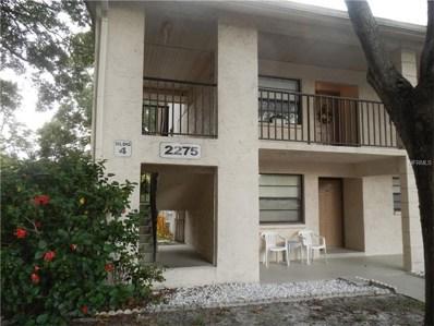 2275 62ND Avenue N UNIT 204, St Petersburg, FL 33702 - MLS#: U7825669