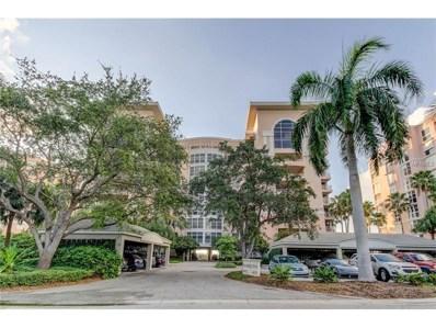 4973 Bacopa Lane S UNIT 803, St Petersburg, FL 33715 - MLS#: U7825733