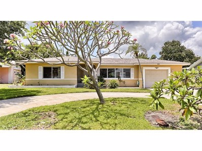 2325 S Shore Drive SE, St Petersburg, FL 33705 - MLS#: U7826025