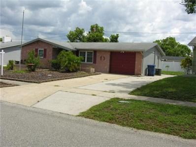 5116 Perennial Drive, Holiday, FL 34690 - MLS#: U7826052