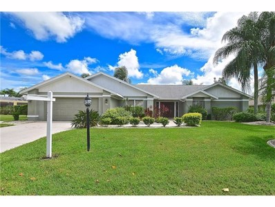 6813 Country Lakes Circle, Sarasota, FL 34243 - MLS#: U7826300