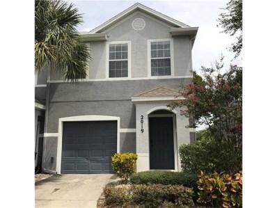 2019 Strathmill Drive, Clearwater, FL 33755 - MLS#: U7826406