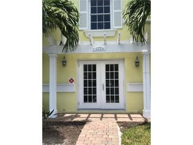 4945 Coquina Key Drive SE UNIT D, St Petersburg, FL 33705 - MLS#: U7826479