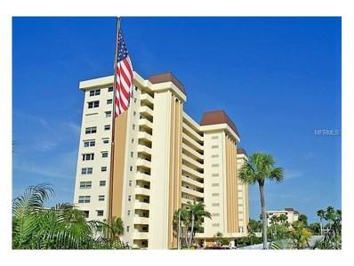 4575 Cove Circle UNIT 108, St Petersburg, FL 33708 - MLS#: U7826745