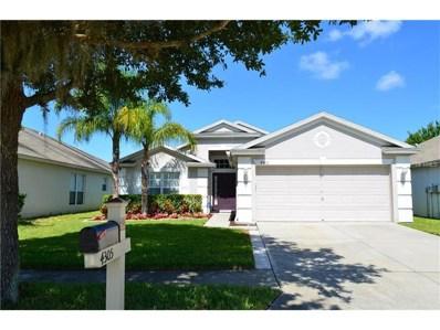 4305 Marchmont Boulevard, Land O Lakes, FL 34638 - MLS#: U7827364