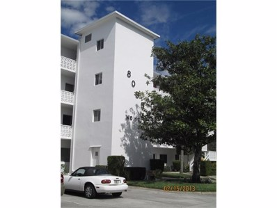 8055 112TH Street UNIT 301, Seminole, FL 33772 - MLS#: U7827439