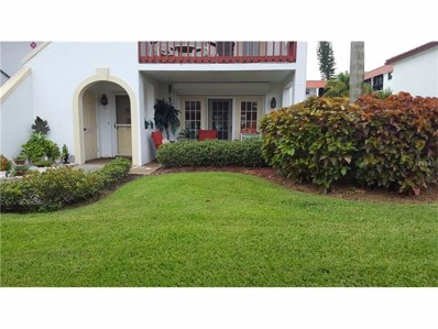 10500 Village Drive UNIT E104, Seminole, FL 33772 - MLS#: U7828197