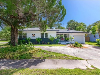 2534 Bayside Drive S, St Petersburg, FL 33705 - MLS#: U7828253