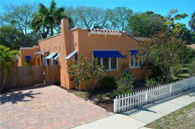 2633 Upton Street S, Gulfport, FL 33711 - MLS#: U7828463
