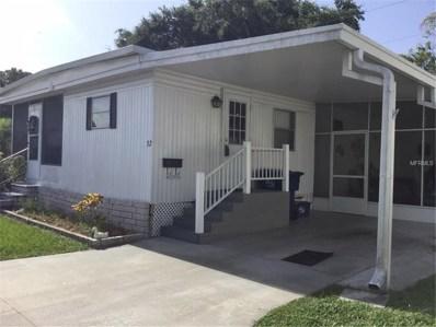 10399 67TH Avenue UNIT 32, Seminole, FL 33772 - MLS#: U7828590