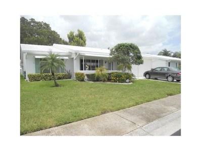9215 36TH Street N UNIT 6, Pinellas Park, FL 33782 - MLS#: U7828606