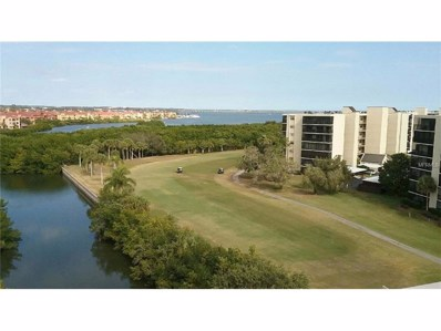 900 Cove Cay Drive UNIT 4F, Clearwater, FL 33760 - MLS#: U7828644