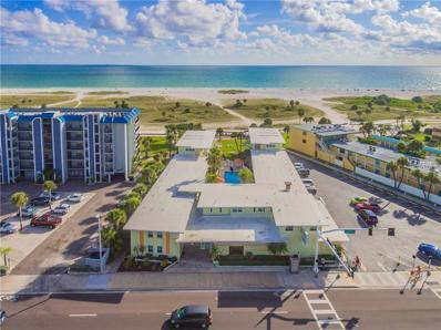 11730 Gulf Boulevard UNIT 44, Treasure Island, FL 33706 - MLS#: U7829428