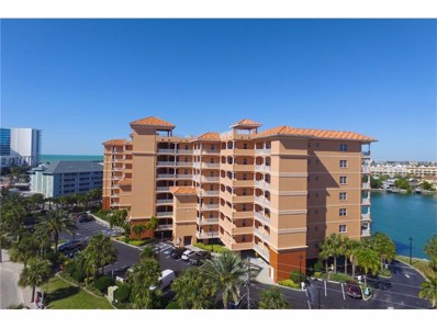 530 S Gulfview Boulevard UNIT 205, Clearwater, FL 33767 - MLS#: U7830279